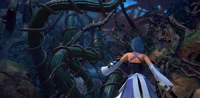 Nuevas capturas de Kingdom Hearts HD 2.8 Final Chapter Prologue