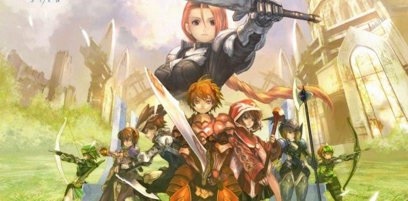 Square Enix registra Fantasy Earth Genesis en Europa