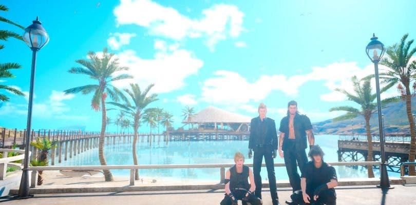 Nuevo y extenso gameplay de Final Fantasy XV