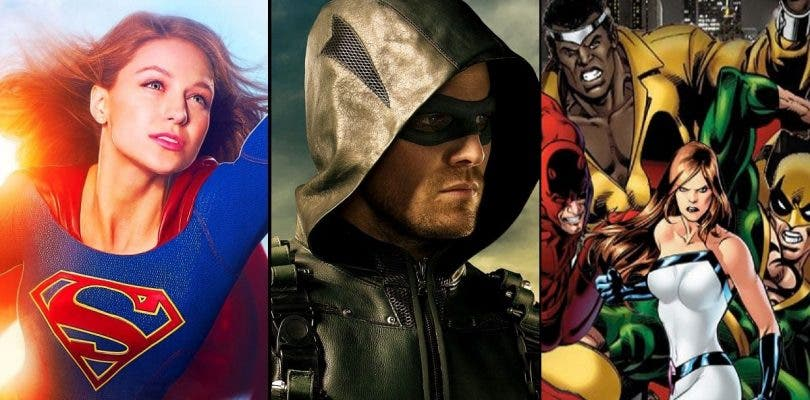 Nuevos fichajes en Arrow y The Defenders, y pósteres de Supergirl