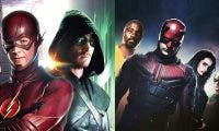 Más fichajes en The Defenders, póster de Flash y promo de Arrow