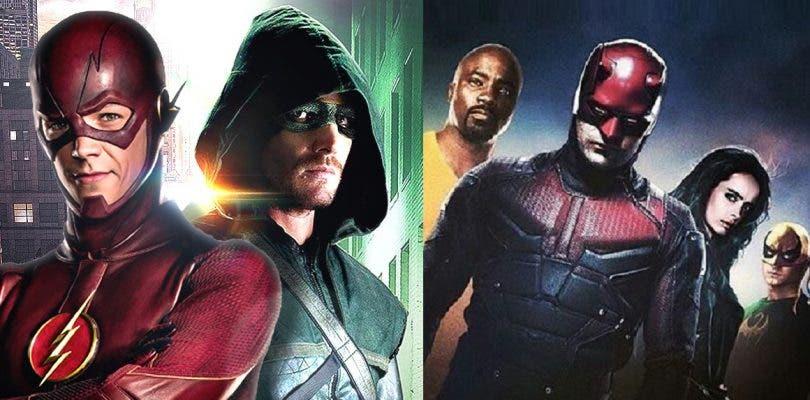 Más fichajes en The Defenders, póster de Flash y promo de Arrow