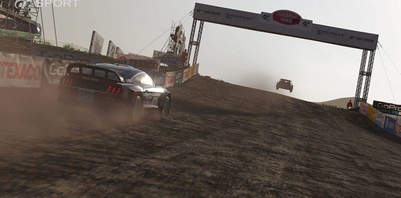 Gran Turismo Sport deja ver el estado actual de su fase beta