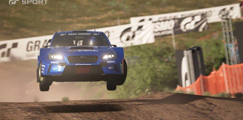 Gran Turismo Sport se deja ver en nuevas imágenes