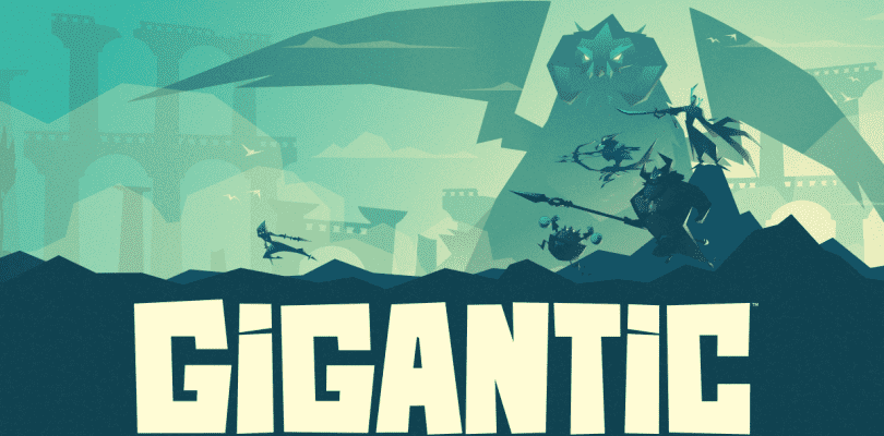 Gigantic presenta su tráiler de lanzamiento