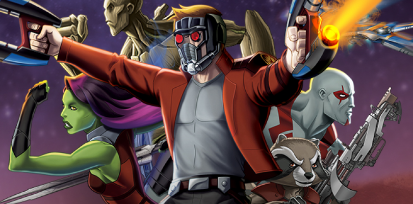 Los Guardianes de la Galaxia sería el futuro juego de Telltale