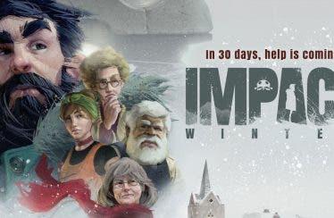 Impact Winter se estrena en PS4 y Xbox One junto con su tráiler de lanzamiento