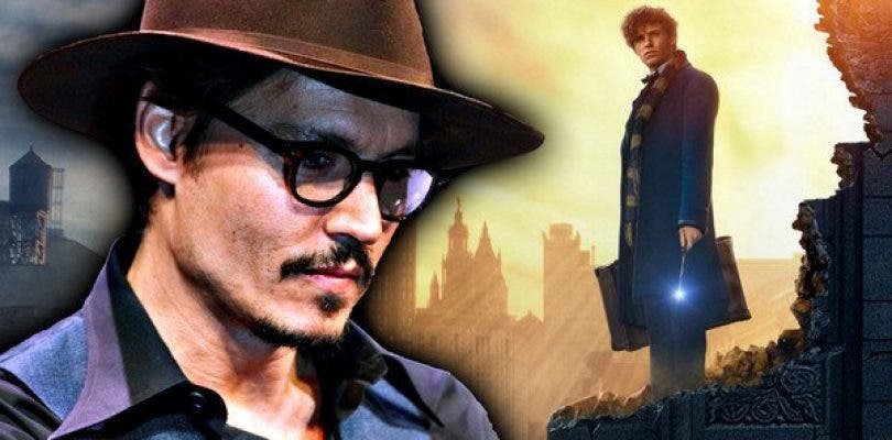 Johnny Depp estará en Animales Fantásticos y dónde encontrarlos 2
