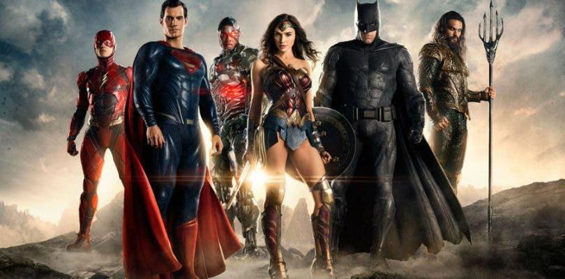 Nueva imagen nos muestra al equipo de Justice League