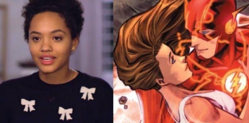 Kiersey Clemons estará en Justice League en su papel de Iris West