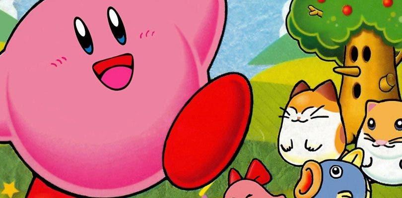Salen a la luz unos juegos inacabados de Kirby para Super Famicom