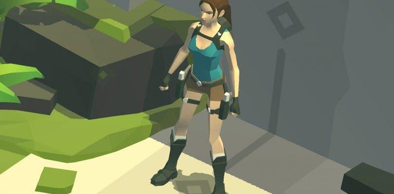 Lara Croft GO podría llegar a PlayStation 4 y PlayStation Vita