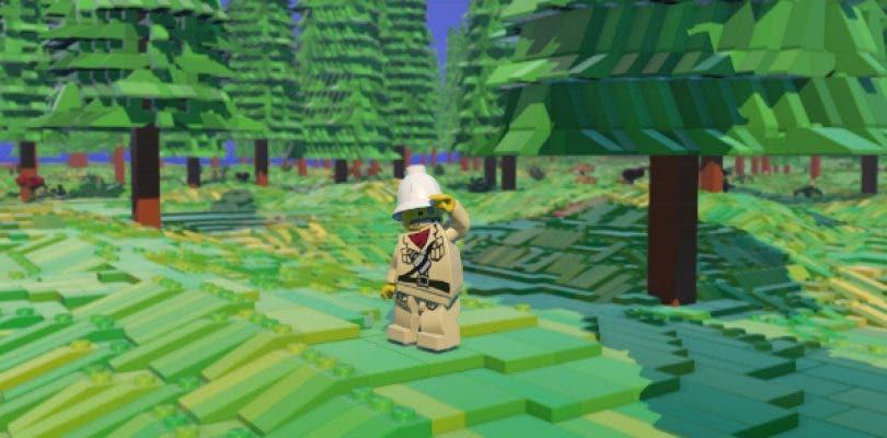 LEGO Worlds incluye el modo sandbox