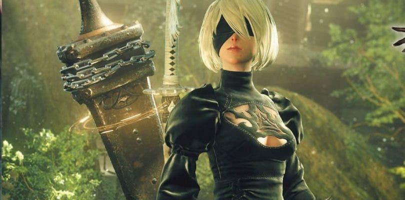 Square Enix muestra la bella portada de NieR: Automata