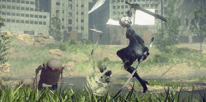 NieR: Automata recibirá una colaboración de Dragon Quest