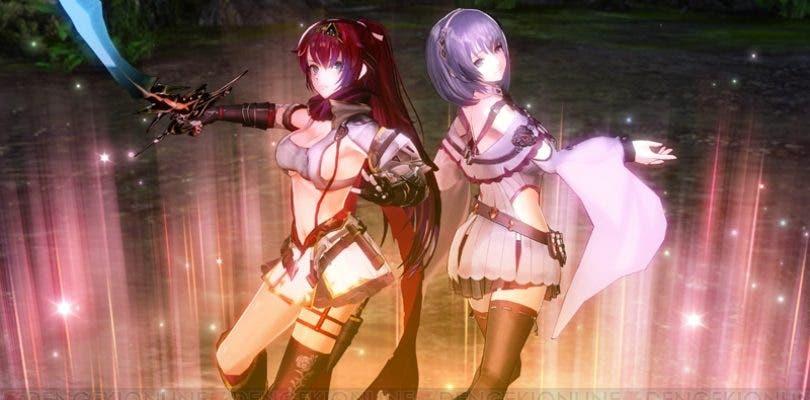 Nuevo tráiler y gameplay de Nights of Azure 2