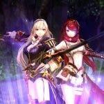 Nights of Azure 2 se retrasa hasta febrero