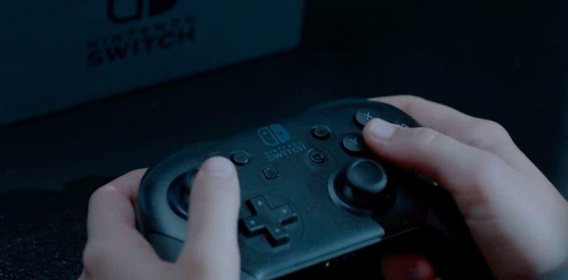 El mando Pro de Nintendo Switch se agota en pocas horas