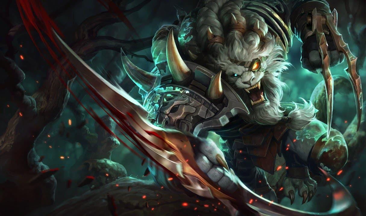 Imagen de League of Legends prepara la actualización de los asesinos