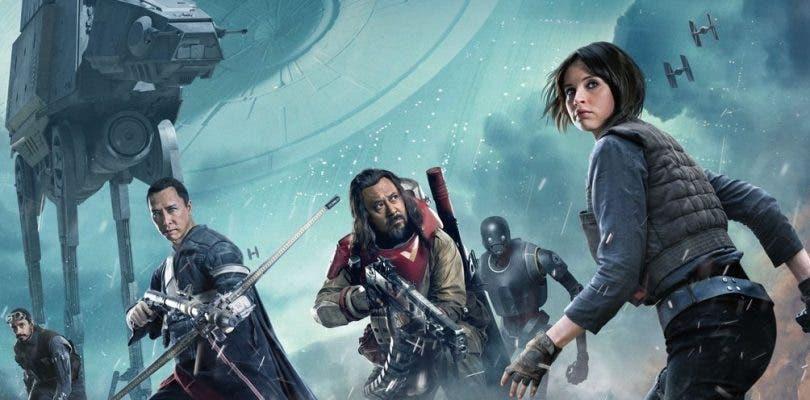 Rogue One muestra un nuevo tráiler a solo diez días de su llegada