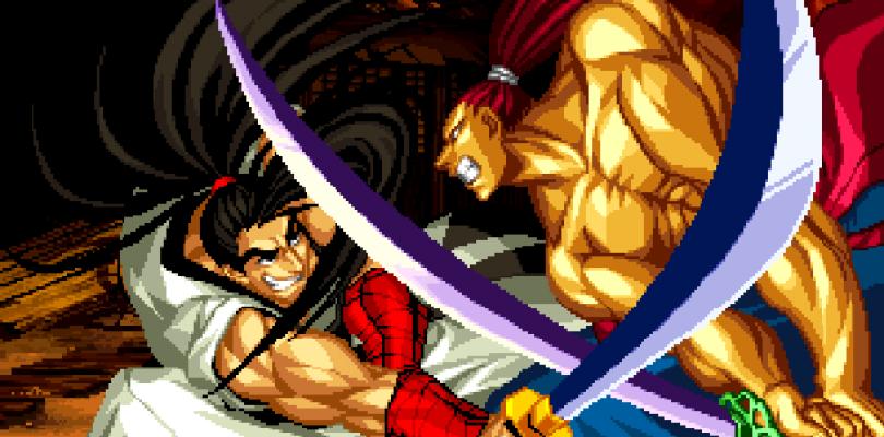Samurai Shodown llegará a final de año a PlayStation 4