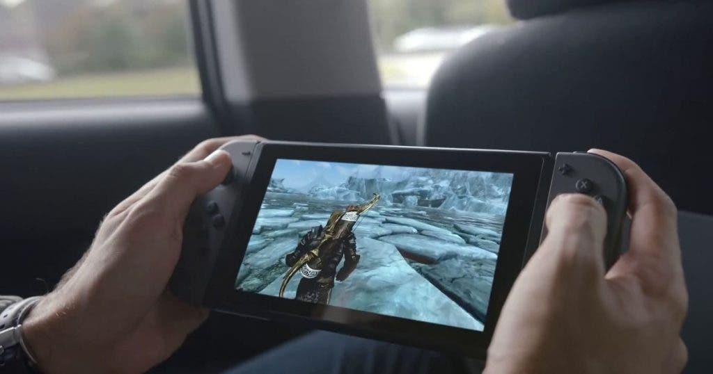 Skyrim Nintendo Switch