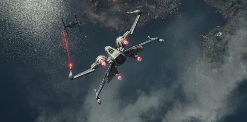 Fans recrean Star Wars: X-Wing con Unity