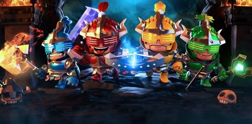 Tráiler de Super Dungeon Bros por su llegada a PC, PS4 y Xbox One
