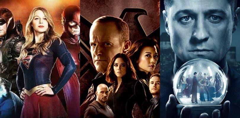 Nuevas promos de Supergirl, del crossover de DC, y de Gotham