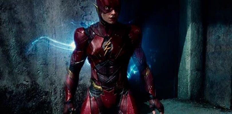 Ezra Miller comenta cómo se rodaron sus escenas en Justice League