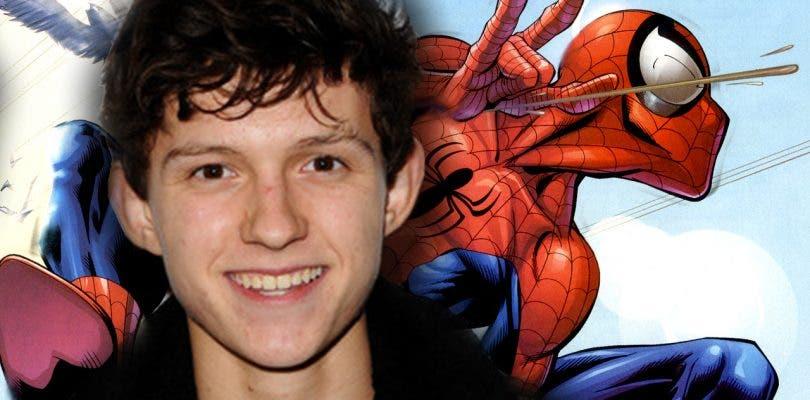 Tom Holland ha firmado para seis films dentro del Universo Marvel