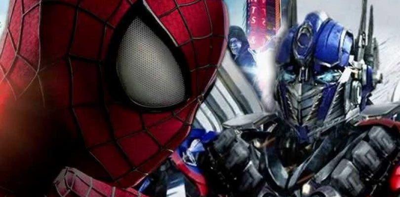Los vídeos de Transformers y Spider-Man estarán antes de Rogue One