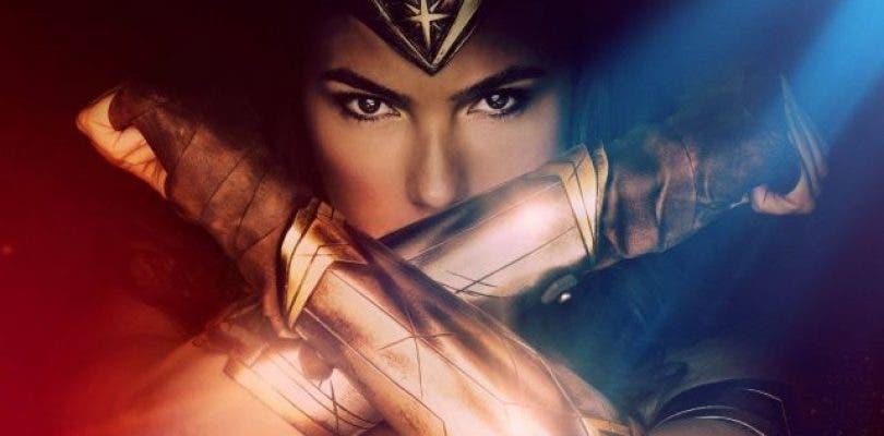 Nuevo tráiler y tres pósteres de Wonder Woman