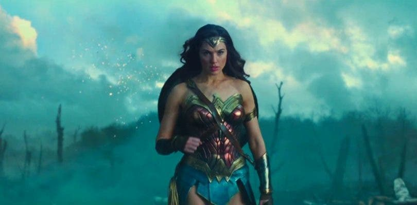 Se desvela el villano oficial de Wonder Woman