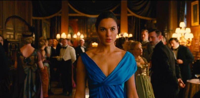 Gal Gadot grabó algunas escenas de Wonder Woman embarazada