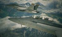 La realidad virtual llega en forma de demo a Ace Combat 7