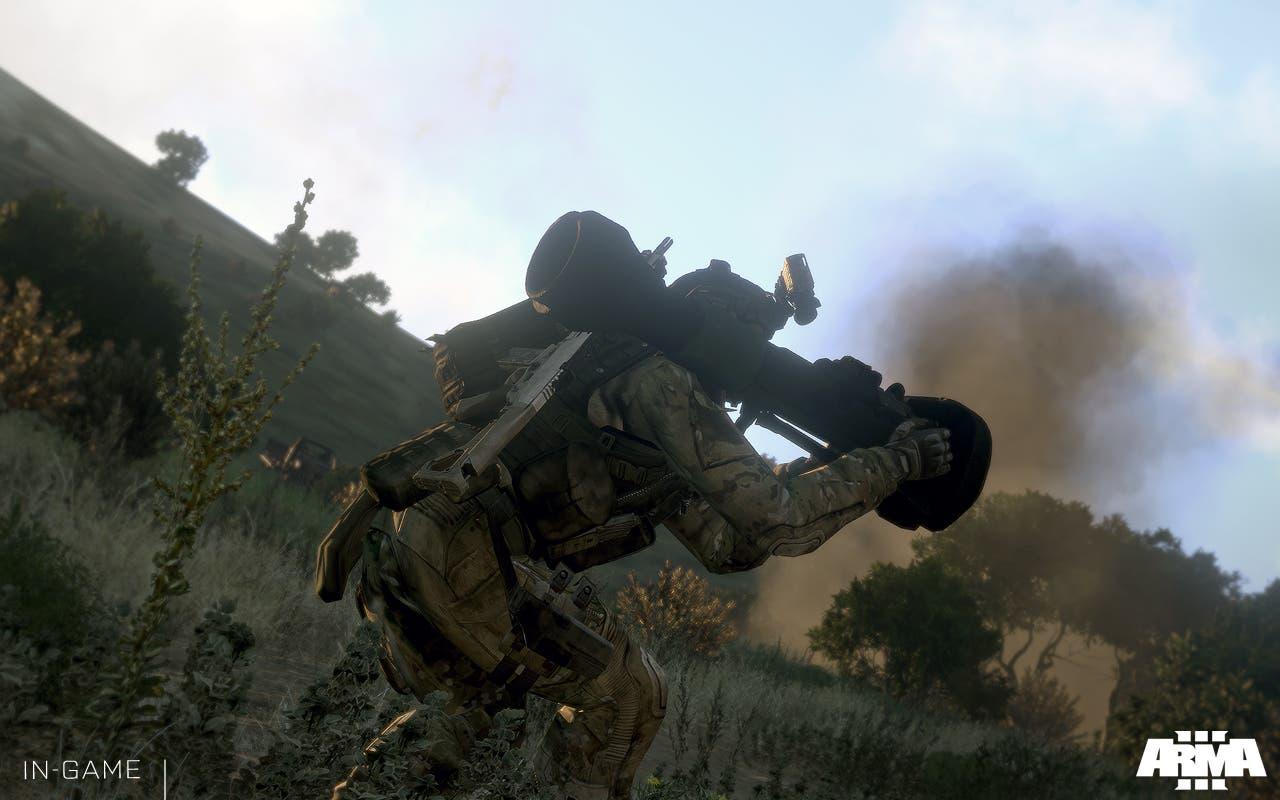 Imagen de Bohemia Interactive trabaja en dos nuevos títulos