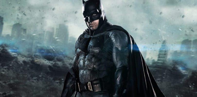 La película de Batman podría tener problemas serios con su guion