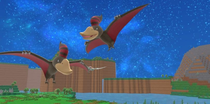 Birthdays the Beginning deja ver nuevas criaturas y entornos