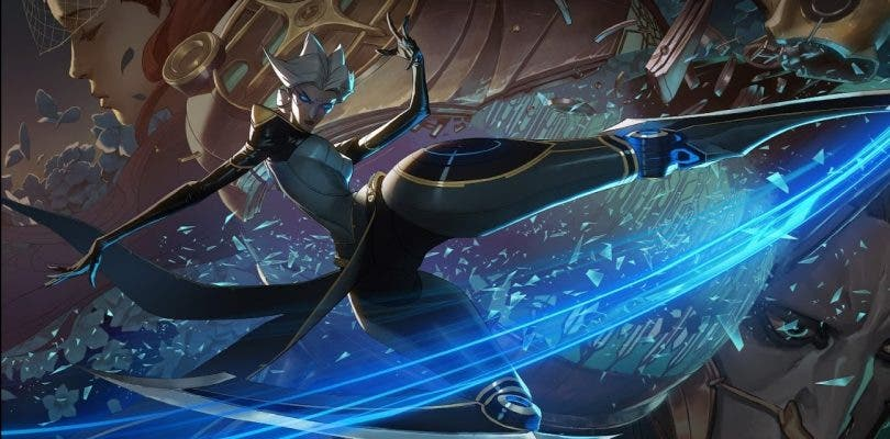 Primer teaser de Camille, nuevo campeón de League of Legends