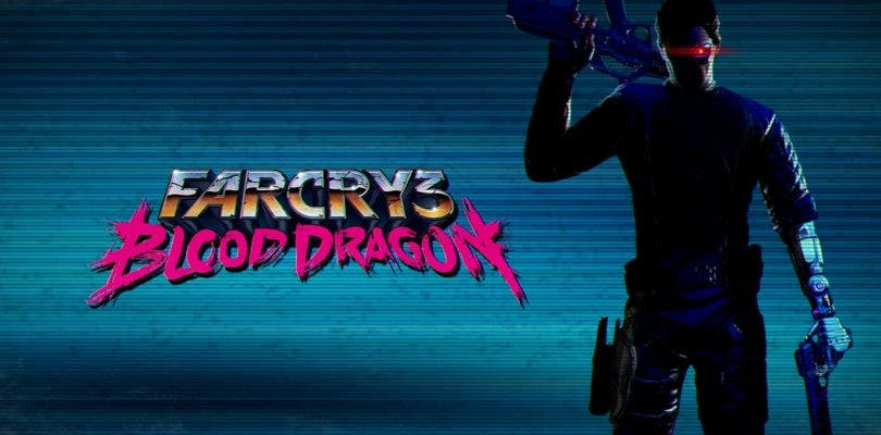 Ya está disponible la descarga gratuita de Far Cry 3: Blood Dragon