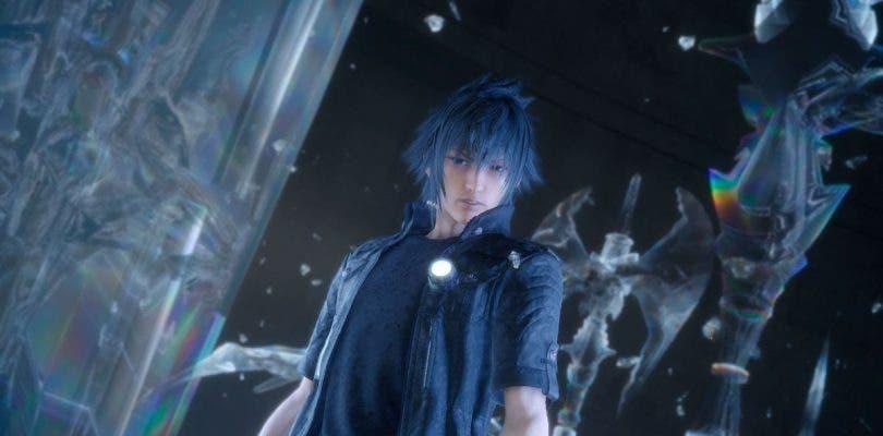 Disfruta del tráiler de lanzamiento de Final Fantasy XV