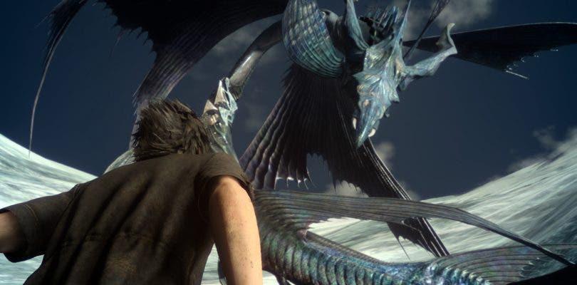 Nuevo tráiler live-action de Final Fantasy XV