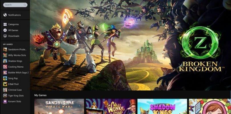 Facebook lanza Gameroom, su propia plataforma de videojuegos de PC