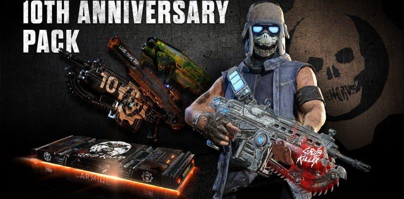 Novedades en Gears of War 4 por el décimo aniversario de la saga