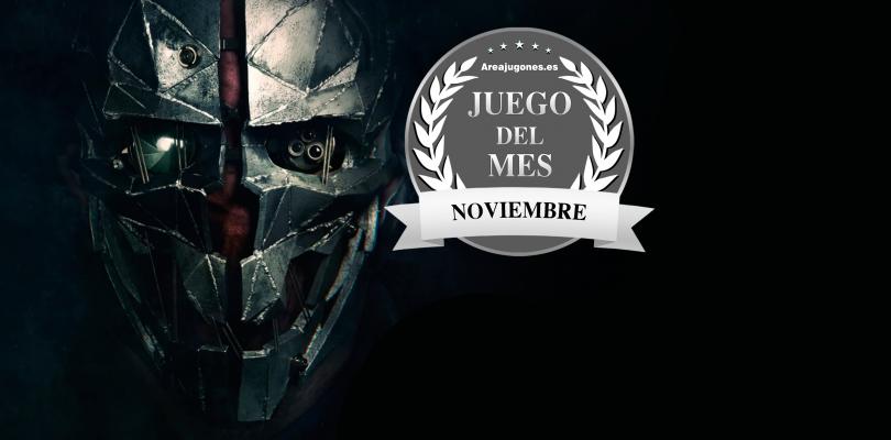 Dishonored 2 es nuestro Juego del Mes de noviembre