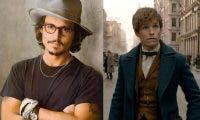 Revelado el papel de Johnny Depp en el universo de Harry Potter