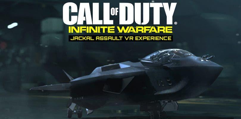 La Experiencia VR de Call of Duty: Infinite Warfare será gratuita