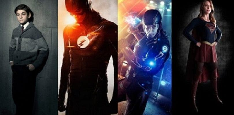 Promo y sinopsis de Gotham, Supergirl, Flash y Legends of Tomorrow