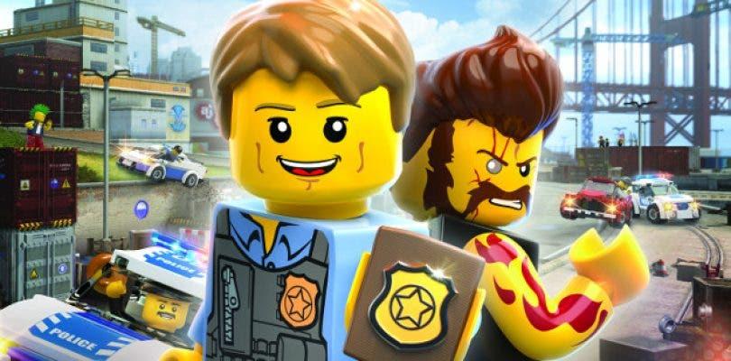 LEGO City: Undercover llegará a PS4, Xbox One, Switch y Steam